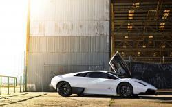 Lamborghini Italian Luxury Sport Car