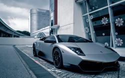 Lamborghini Murcielago LP670-4 SV City