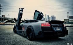 Lamborghini platinum motorsport