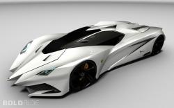 2012 Lamborghini Ferruccio Concept by Mark Hostler 1440 x 900