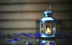 Mood Light Candle Lamp