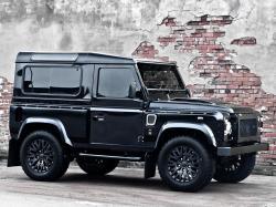 Land Rover Defender Images: