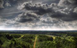 Dark Clouds Wallpaper