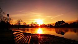 Landscape Sunset; Landscape Sunset ...