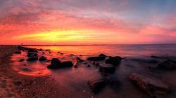 Beautiful Country Sunset · Beautiful Landscape Sunset ...