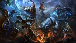 League Of Legends Wallpaper 107 Cool Images Backgrounds