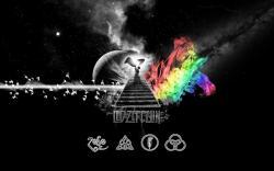 Led Zeppelin-Pink Floyd