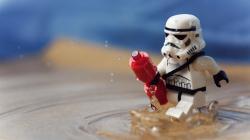 Lego Stormtrooper Wallpaper Backgrounds Hd Wallsaecom