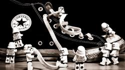 Star Wars Lego Police Hd Wallpaper Of Hdwallpapercom