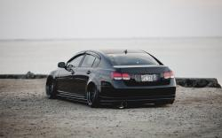 Lexus GS 350 Tuning Car