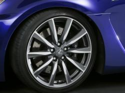 Lexus IS F wheels #1