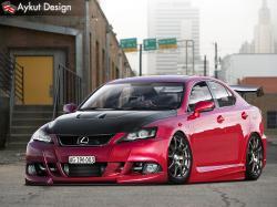 ... Lexus IS-F by aykutfiliz