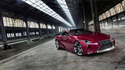 2017 Lexus LF-LC Might Pack 600+ HP in Sportier 'F' Version
