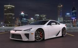 Lexus LFA Render by csto