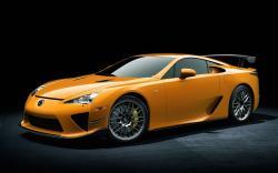 Lexus LFA Images: