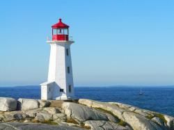 Peggy's Lighthouse – Peggy's Cove, HRM, Nova Scotia
