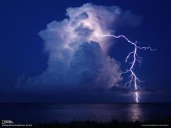 This photo is from Photo Gallery: Cloud-to-Ground Lightning