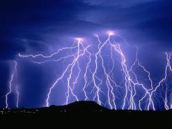 ... Lightning Bolts; Lightning Bolts