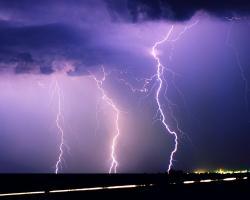 Prepare now for lightning season