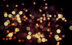 Night Lights desktop wallpaper