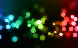 Bokeh Lights Wallpaper 1680x1050