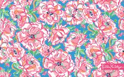 Lucky Charms Lilly Pulitzer Print