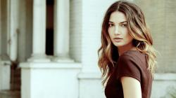 Lily Aldridge Beautiful Girl Model