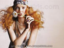 Lily Cole Wallpaper 42617 1920x1200 px