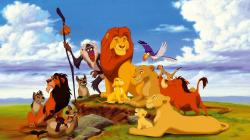1920x1080 Cartoon Lion King wallpaper
