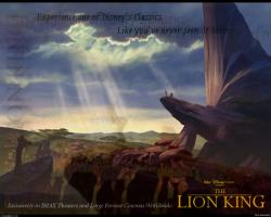 The Lion King ...