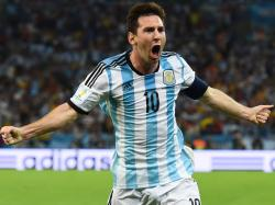 Argentina 2 Bosnia-Herzegovina 1: Lionel Messi 'relieved' after scoring wonder strike - International - Football - The Independent