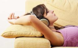 Listen enjoy music