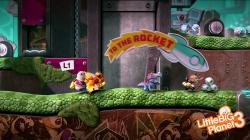 Aside from that though, LittleBigPlanet 3 is largely the same game as before, with very few differences aside from its shiny new PlayStation 4 graphics.