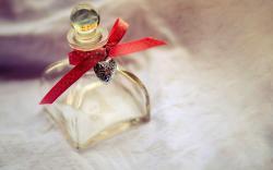 Little Bottle Heart Love Mood