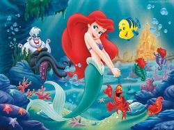 Little Mermaid Ariel Desktop Wallpaper