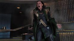 The Avengers The Avengers Climax - Loki