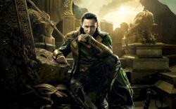 Loki in Thor 2