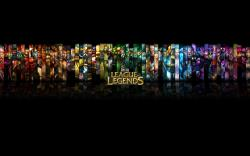 """Download the following Fantastic LoL Wallpaper 2085 by clicking the button positioned underneath the """"Download Wallpaper"""" section."""