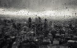 London window drops