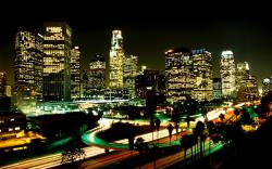 USA Los Angeles Cities