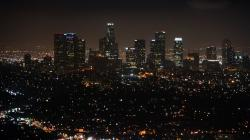 ... los-angeles-at-night-wallpapers ...