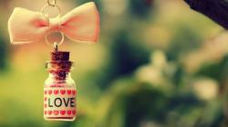View And Download Love In a Bottle Wallpapers ...