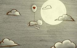 Love Heart Art Drawing