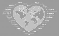 Love In Different Languages