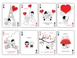 A few months ago I had the opportunity to speak with Natalia Silva, the artist behind Russian Folk, a deck of cards inspired in the Russian popular culture.