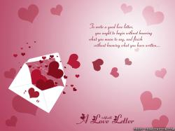 Wallpaper: A love letter wallpapers