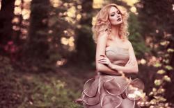 Lovely Girl Dress Fashion Summer