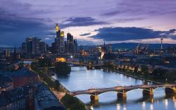Lovely Frankfurt Wallpaper 42285 1920x1200 px