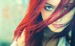 Lovely Redhead Girl