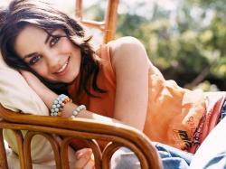 Lovely Mila Kunis
